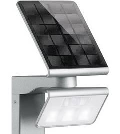 Solarleuchte mit Solarpanel