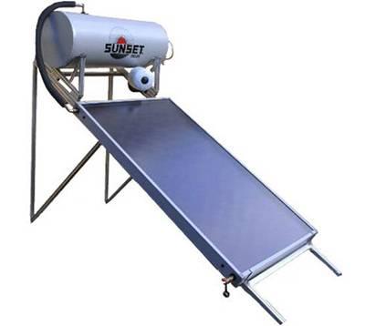 Solarthermieanlage von SUNSET