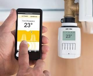 Thermostat über das Internet steuern