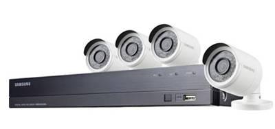 Surveillance vidéo filaire