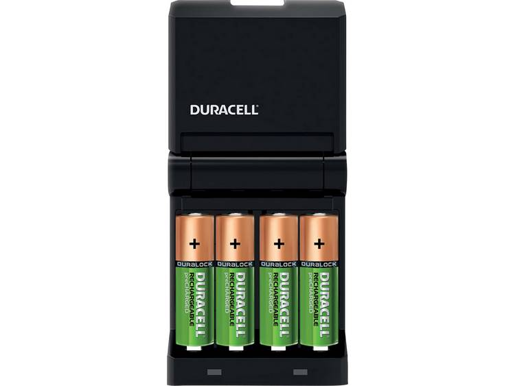 Duracell 4H AA/AAA Charger Batterioplader
