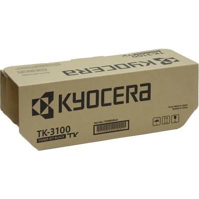 Kyocera Toner cartridge TK-3100 1T02MS0NL0 Original Black 12500 Sides