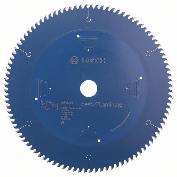 Bosch Accessories Best For Laminate, What Is The Best Saw Blade To Use For Laminate Flooring