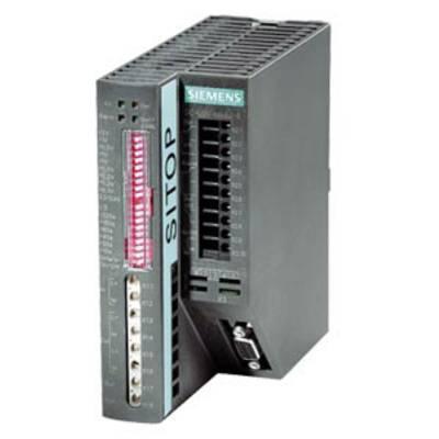 Siemens SITOP DC-UPS-MODUL 15A DC 24V USB Industrial UPS