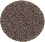 Grinding fleece with Velcro snap closure Ø 115 mm, fine. Contains 10 pieces