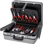 23pcs. Tool kit for E-Check KNIPEX 00 21 30