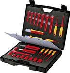 Knipex 98 99 12 26-Piece Electricians Tool Case