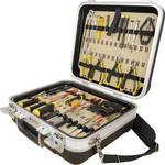 Handy 1500 electronics service case with 41-piece toolkit