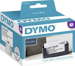 DYMO S0929100 Label roll 89 x 51 mm Paper White 300 pc(s) Non