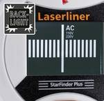 Star Finder Plus - the electronic detector for live cables as well as wall and cross beams in dry construction