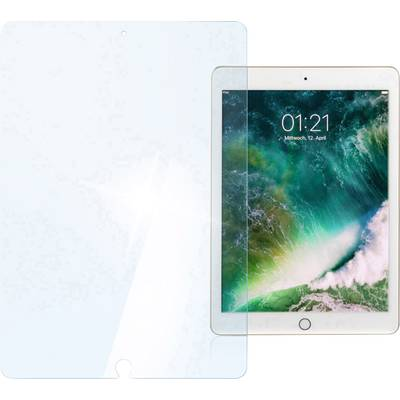 Image of Hama 119480 Glass screen protector Compatible with Apple series: iPad 9.7 (March 2018) , iPad 9.7 (March 2017), iPad Pro 9.7, iPad Air 2, 1 pc(s)