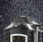 Fully automatic rotating laser münzenkapseln 410S