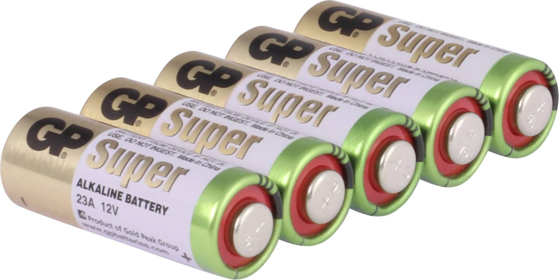 GP Batteries gp23a batterie 38mAh 12v