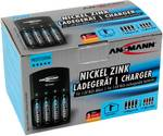 Nickel-zinc battery charger
