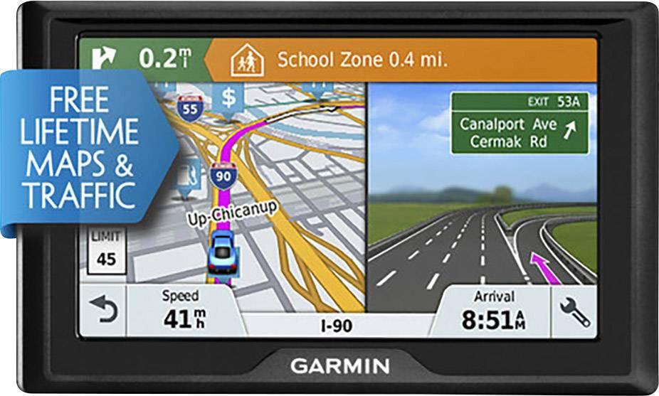 Garmin Drive 51 LMT-S EU Sat nav 12.7 cm 5