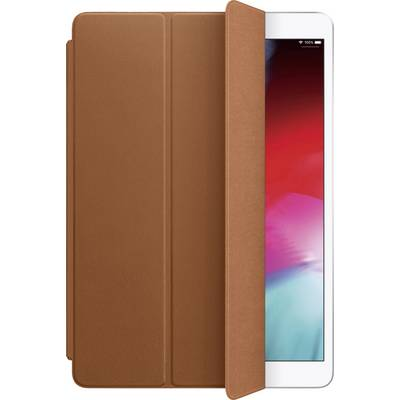 Image of Apple iPad cover/bag BookCase Compatible with Apple series: iPad Air 10.5, iPad Pro 10.5, iPad 10.2 (2019) Saddle brown