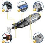 Battery-operated multi-purpose tool 8220-1/5