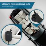 In-car USB Charger 12/24V for front and rear seats