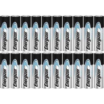 Energizer Max Plus Industrial AA battery Alkali-manganese 1.5 V 20 pc(s)