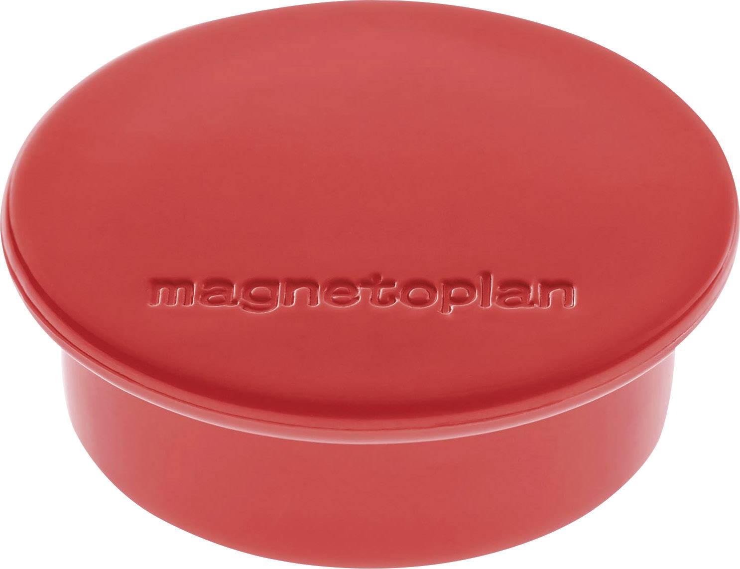 Magnetoplan Colour Magnet Holder 40 mm 10 Items White