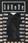 ESP 8266 UART WIFI-Module ESP 12-F