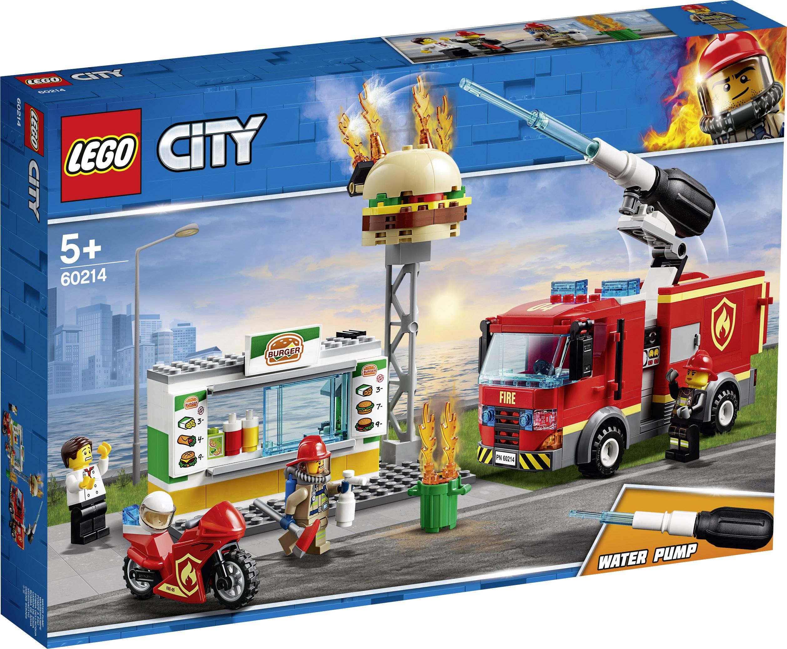 für Set 60215 60216 LEGO®  1X Blaulicht mit Sound z.B 60246 40931c01