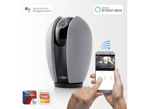 Caliber Audio Technology HWC201PT IP Bewakingscamera WiFi 1920 x 1080 Pixel