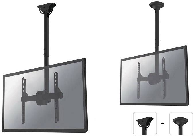 Newstar Nm C440black Tv Ceiling Mount