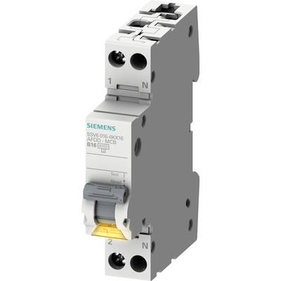 Siemens 5SV60166KK16 AFDD Fuse size = 1 2-pin 16 A 230 V