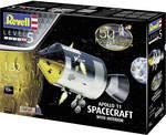 1:32 Apollo 11 Spacecraft with Interior kit
