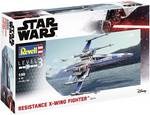 1:50 Resistance X-Wing Fighter assembly kit