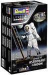 1:8 Apollo 11 Astronaut on the Moon Kit