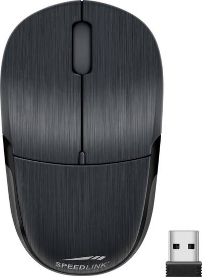 Compare prices for Speedlink Jixster Wireless Three-button 1400dpi Optical Pc Mouse With Usb Receiver 8m Range Black - SL-630010-BK