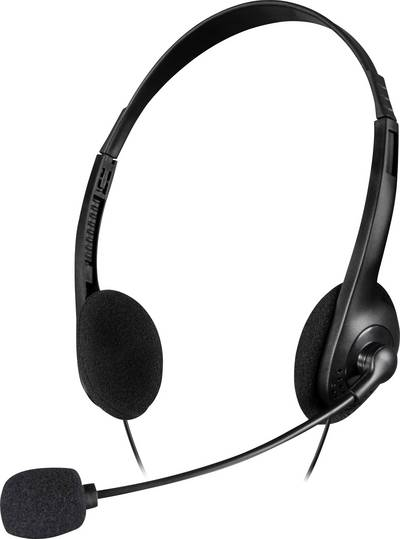 Compare prices for Speedlink Accordo Ultra Lightweight Stereo Pc Headset With Microphone 3.5mm Jack Black - SL-870003-BK