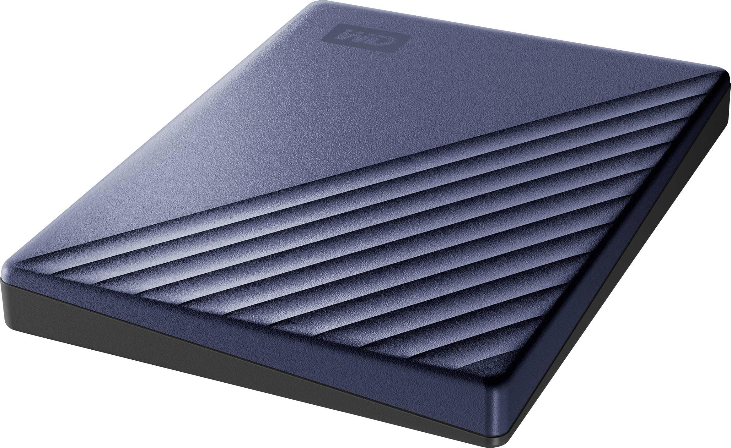 """4/"""" Blk 1TB USB 3.0 Portable WD My Passport Ultra Hard Drive NTFS 256Bit AES PC"""