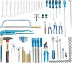 S 1004 - GEDORE - Mechanic's tool assortment 80 pcs