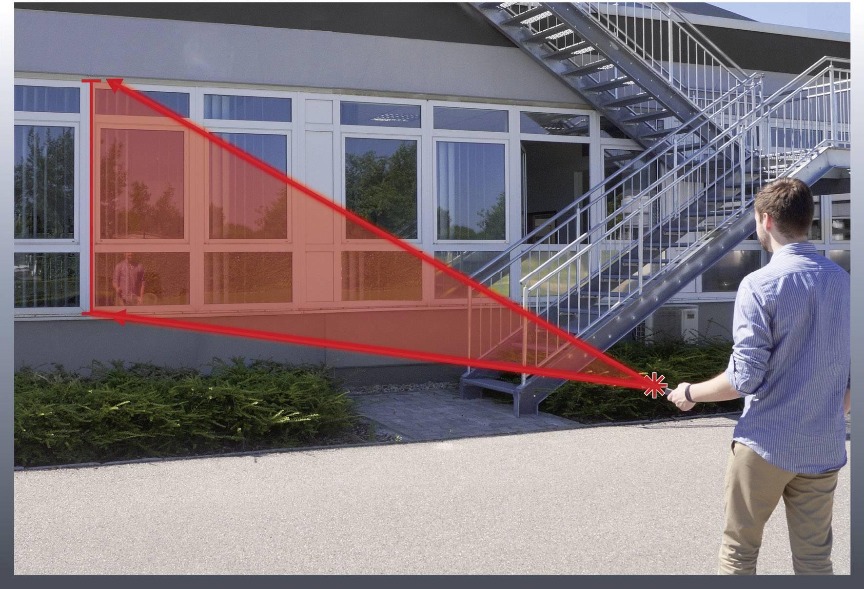 Einhell TC-LD 50 Digital Laser Measure Distance Measurer Distance Finder 50m DIY