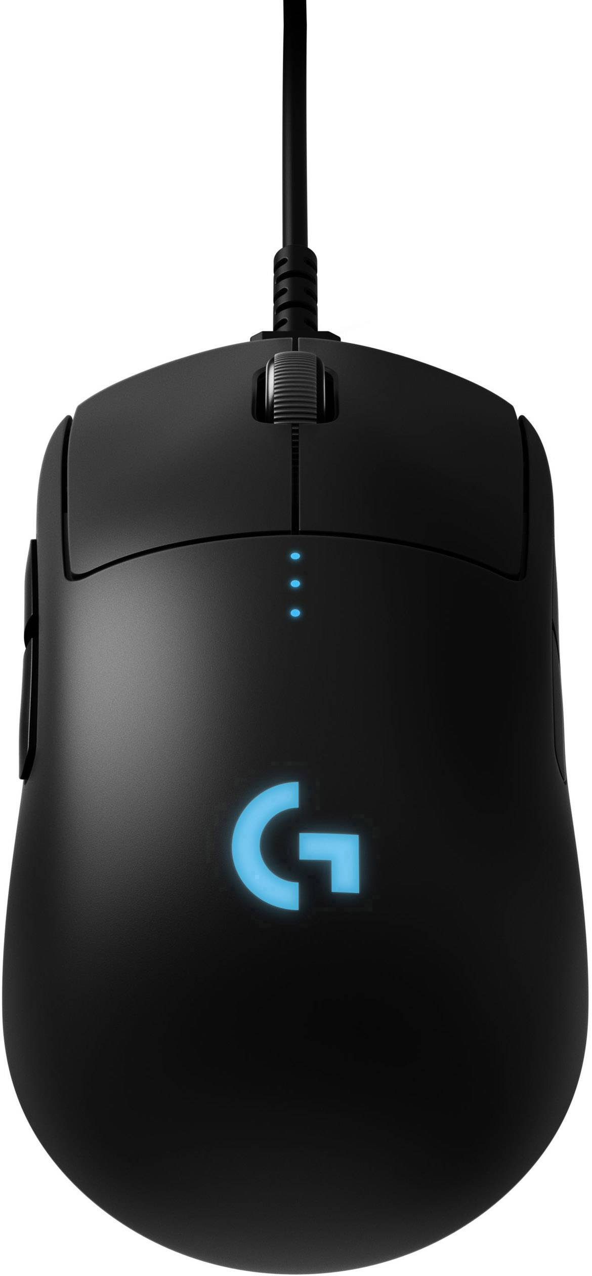 Gaming Mouse With Detachable Cable