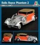 1:24 Rolls Royce Phantom II.