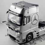 1:24 Mercedes Benz Actros MP4 Gigasespace