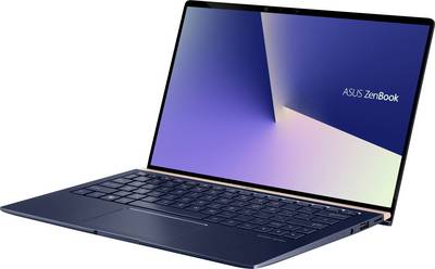 Image of Asus ZenBook 13 UX333FN-A4081T 33.8 cm (13.3 ) Laptop Intel Core i7 16 GB 256 GB SSD Nvidia GeForce MX150 Windows® 10 Home Royal-blue