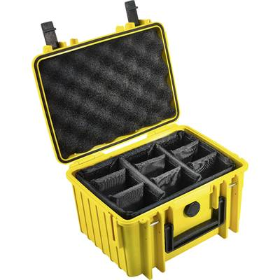 B & W outdoor.cases Typ 2000 Camera case Waterproof