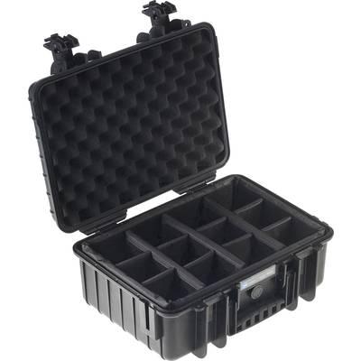 B & W outdoor.cases Typ 4000 Camera case Waterproof
