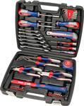 Tool case, 42 piece
