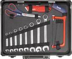 Tool case, 99-piece