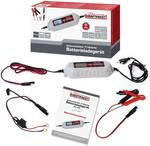 Automatic charger with battery tester & memory function
