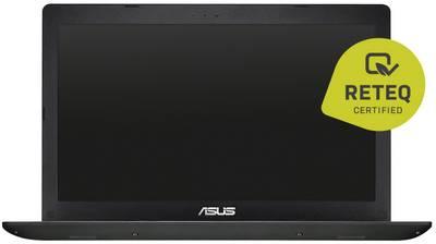 Image of Asus X551M Laptop (refurbished) 39.6 cm (15.6 ) Intel® Pentium® 4 GB 128 GB SSD Intel HD Graphics Windows® 10 Pro Black