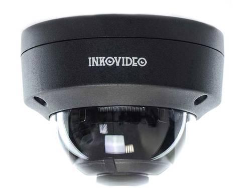 Inkovideo V-111-8MB IP Bewakingscamera LAN 3840 x 2160 Pixel