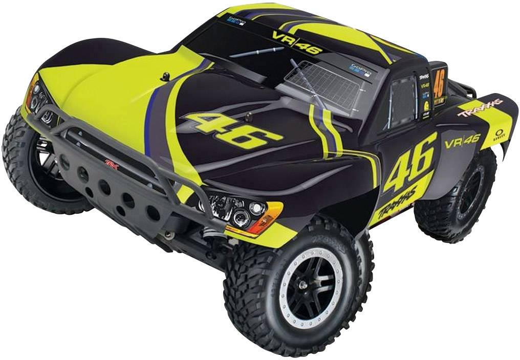 Traxxas Slash Brushed 1 10 Rc Model Car Electric Short Course Rwd Rtr 2 4 Ghz Incl Battery And Charger Conrad Com