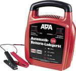 Automatic battery charger 12 V, 12 A.
